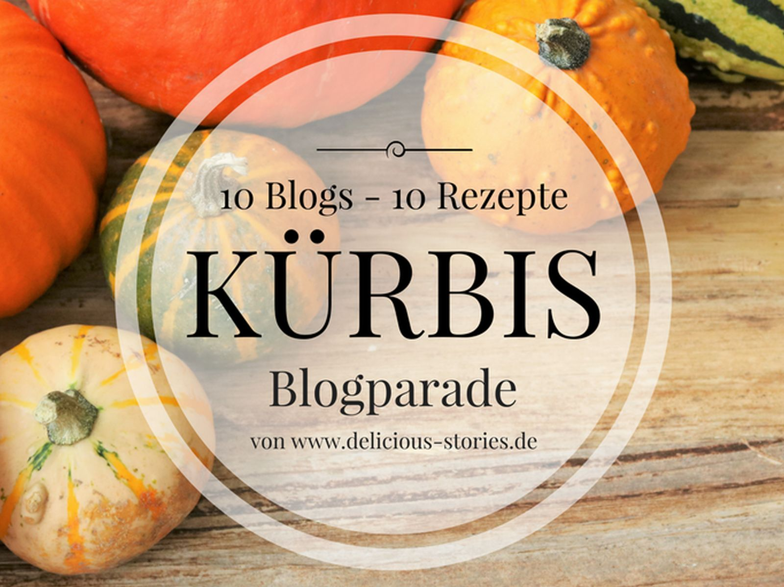 Blog Parade Kürbis
