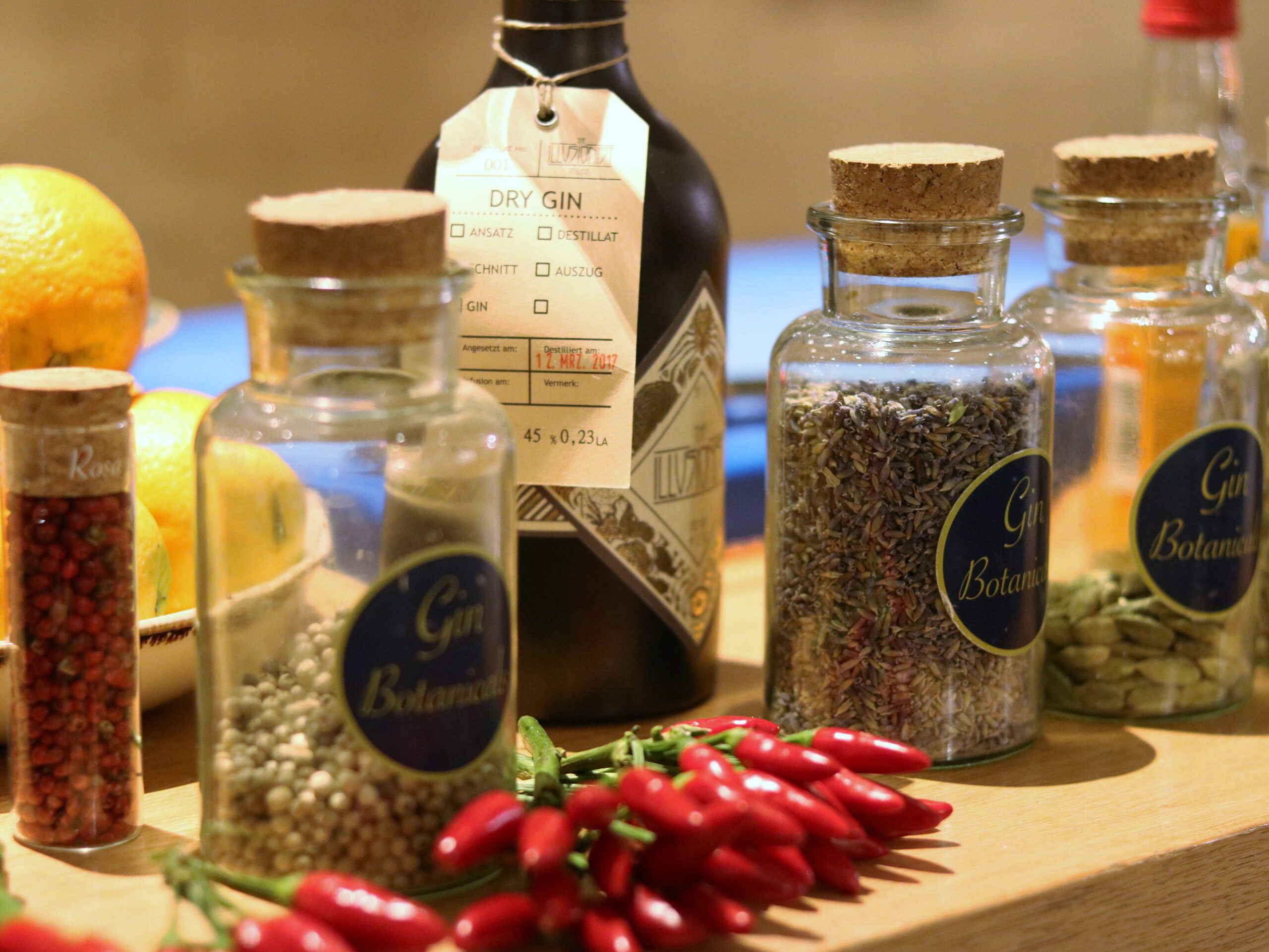 Mercure Gin Tasting_0009 - Delicious Stories