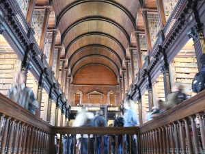 Long Room im Trinity College